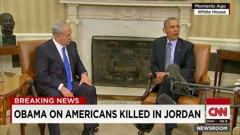 obama netanyahu meeting bts washington dc_00000428.jpg