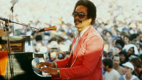 """New Orleans R&B legend<a href=""""http://www.cnn.com/2015/11/10/entertainment/allen-toussaint-obit-feat/index.html"""" target=""""_blank""""> Allen Toussaint</a> died November 9 at the age of 77, his son said. Artists in nearly every major genre recorded Toussaint's songs or collaborated with him, including the Rolling Stones, the Yardbirds, Herb Alpert, Glen Campbell, Robert Palmer and Elvis Costello."""