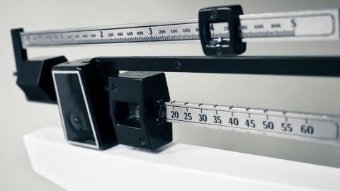 """<a href=""""http://www.cnn.com/2013/02/14/health/rundle-bmi-best-option/"""">Learn your body-mass index</a> so you can track progress as you get fit. (29% of Americans met the ideal score.)"""