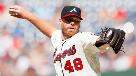 """Former baseball pitcher <a href=""""http://www.cnn.com/2015/11/12/us/tommy-hanson-death-baseball-pitcher/"""" target=""""_blank"""">Tommy Hanson</a>, one of the sport's top draft prospects in 2006, died November 9, the team said. He was 29. An incident report from the Coweta County Sheriff's Office stated that Hanson had suffered an overdose, but added that """"the cause and manner of death is still being looked at"""" and that """"there is no indication or suspicion of foul play."""""""
