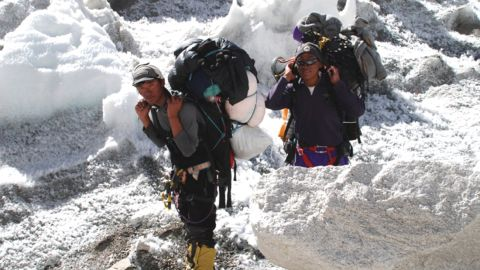 The secret behind this ability lies in their cells; Sherpas have differences in their mitochondria, which means they use oxygen very efficiently.