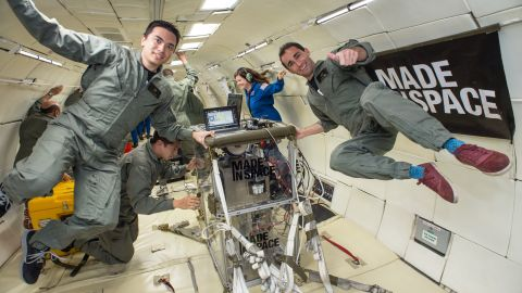 """<strong>Made in Space </strong><br />Founded in 2010, the California start-up has refined 3D printers that work in zero gravity. Having already succeeded in delivering the first object printed in space -- <a href=""""http://edition.cnn.com/2014/12/19/tech/feat-3d-wrench-nasa/"""">a wrench</a> - they will soon install a permanent unit in the International Space Station. The printer could be potentially life-saving, using plastics and other materials to produce vital tools, parts and components.  Astronauts will also be spared long waits for re-supply missions, as files for the printer can be digitally shared from Earth. <br />"""