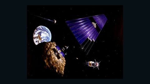 """<strong>Planetary Resources</strong><br />A single asteroid could be worth $100 billion, this Seattle firm estimates, and it's determined to put them to work. The plan is to use robotic spacecraft to carry out the daunting job of catching and drilling a rock flying at supersonic speed, and Chief Engineer Chris Lewicki <a href=""""http://edition.cnn.com/2015/10/06/tech/asteroid-mining-nasa-mars-pioneers/"""">told CNN</a> this could be achieved within 5-10 years. Once mines can be established, it is hoped that they could be converted into gas stations to fuel longer range travel -- including to Mars. <br />"""