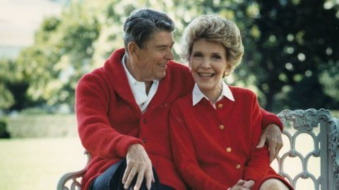 """Former White House Chief of Staff Donald Regan detailed first lady Nancy Reagan's reliance on astrology in his memoir. The first family employed an astrology consultant named Joan Quigley. Quigley wrote in her own book that the couple consulted her about very serious topics. """"The Reagans furiously denied this and said the whole astrology thing was only a hobby,""""<a href=""""https://www.washingtonpost.com/news/the-fix/wp/2014/10/28/joan-quigley-and-5-stories-of-astrology-in-the-white-house/"""" target=""""_blank"""" target=""""_blank""""> the Washington Post reported</a> when Quigley died in 2014."""