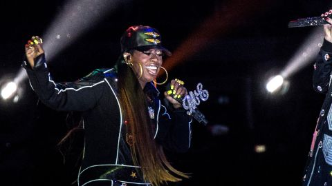 """Rapper Missy Elliott's superstition is an oldie but a goodie: """"If a black cat walks in my path, I will immediately turn around and go home, even if I am on my way somewhere,"""" Elliott told Jet Magazine."""