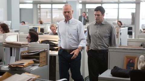 """""""Spotlight"""" was named the best feature at the 31st Independent Spirit Awards."""