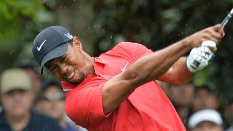 """Ever wonder why Tiger Woods wears those bright-red shirts? It's not only because red is so obviously his color. """"I've worn red ever since, since my college days basically, or junior golf days. Big events on the last day.  I just stuck with it out of superstition, and it worked,"""" <a href=""""http://www.pgatour.com/what-they-said/2013/06/26/att-national-interview-tiger-woods.html"""" target=""""_blank"""" target=""""_blank"""">he has said</a>."""