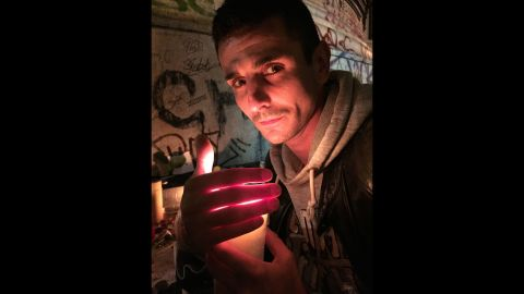 """""""I came here with all my friends tonight. I am in shock. I never saw Paris like this,"""" said Masseau, 36. He was attending a vigil at La Republique. """"We are in a state of emergency. It's a kind of civil war. I have felt this coming on for a long time and now it's been confirmed. I am worried that some politicians are going to use this for their own profits and create more hatred."""""""