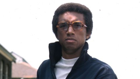"""Professional tennis player Arthur Ashe <a href=""""http://www.nytimes.com/1992/04/09/sports/an-emotional-ashe-says-that-he-has-aids.html"""" target=""""_blank"""" target=""""_blank"""">revealed in 1992 that he had AIDS</a>. Ashe, who said he probably had contracted the virus from a blood transfusion, <a href=""""http://www.nytimes.com/learning/general/onthisday/bday/0710.html"""" target=""""_blank"""" target=""""_blank"""">died in 1993</a>."""