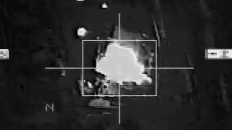 first civillian deaths since france began bombing ISIS in Syria liveshot paton walsh wrn_00031504.jpg