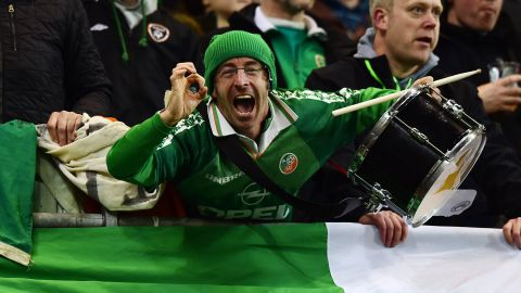 """Republic of Ireland fans can start to plan their trip to France after a Jon Walters brace ended Bosnia-Herzegovina's hopes of reaching Euro 2016. The 3-1 aggregate Irish victory. came six years to the week after their hearts were broken by an <a href=""""http://edition.cnn.com/2009/SPORT/football/11/19/france.henry.handball.reaction/index.html?iref=topnews"""">unnoticed Thierry Henry handball</a> -- which cost them a spot at the 2010 world cup."""