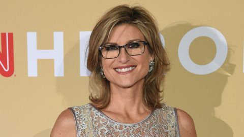 """CNN anchor Ashleigh Banfield attends the """"All-Star Tribute,"""" which honored this year's Top 10 CNN Heroes."""