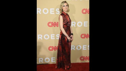 """""""Orange is the New Black"""" star Taylor Schilling was among the presenters. Supporters of the Top 10 CNN Heroes may make <a href=""""http://www.cnn.com/specials/cnn-heroes-donations-2015"""">direct charitable donations</a> to their designated nonprofits by using Amazon Payments through December 31."""