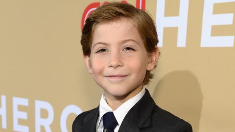 """Canadian actor Jacob Tremblay introduced another of the CNN """"Young Wonders."""""""
