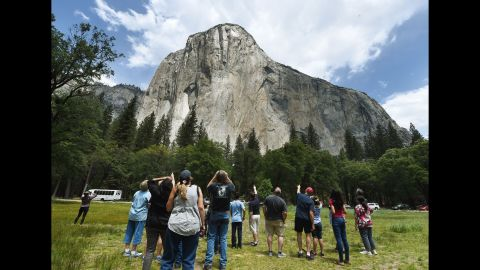 People remember and appreciate experiences more than stuff, research shows. So why not give those as gifts? A free hike at a nearby state park or a more expensive visit to California's Yosemite National Park will be remembered more than stuff will.