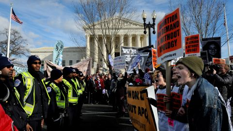 You're pro-life, and your aunt and second cousin are pro-choice? Or vice versa? Stop. Wait a minute. Don't deliberately give to a cause you know a family member despises in his or her name. That's just nasty. There's no need for you to make your holiday dinner look like a protest at the Supreme Court.