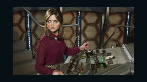 """""""Doctor Who"""" fans had a heads up that Jenna Coleman, the Doctor's companion for nearly three years, was departing the series, but still the tragic death of her character Clara was like a punch to the gut."""