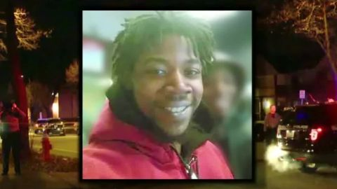 Jamar Clark, 24, was shot and killed by Minneapolis police during a scuffle on November 15, 2015.