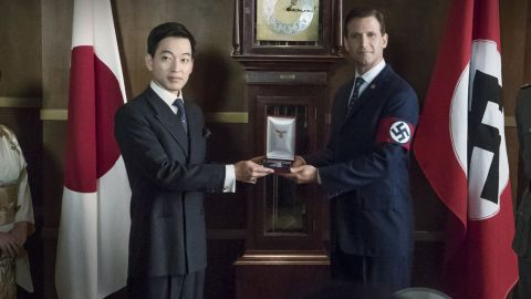 """""""The Man in the High Castle"""" is set in an alternate reality in which Germany and Japan won World War II."""