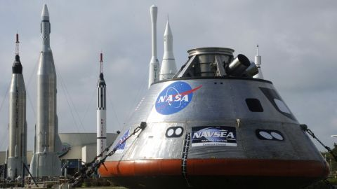 Orion is NASA's latest spacecraft designed to allow us to journey to destinations never before visited by humans, including an asteroid and Mars