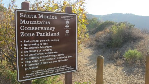 The Save the Redwoods League joined with 49 state parks in California to offer free admission on Black Friday.