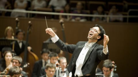 Jindong Cai, co-author of Beethoven in China, is director of orchestral studies at Stanford University.