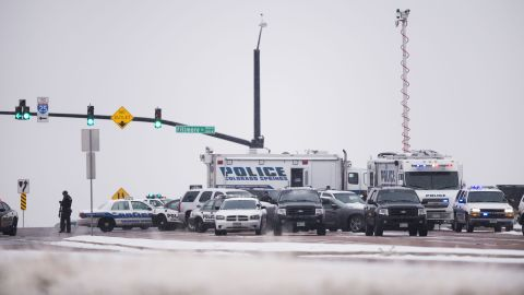 It was not immediately clear whether Planned Parenthood was the target of the shooting. Police said the original 911 call came from the building.
