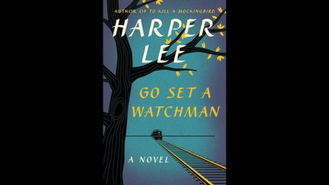 """""""Go Set a Watchman,"""" the much-anticipated second novel by reclusive author Harper Lee, came in at third place. The prequel to Lee's Pulitzer Prize-winning masterpiece, """"To Kill a Mockingbird,"""" """"Watchman"""" was also the most-gifted book of 2015."""