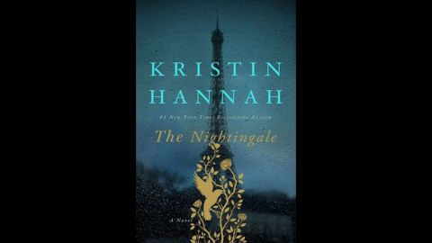 """""""The Nightingale"""" by Kristin Hannah took the prize for best historical fiction."""