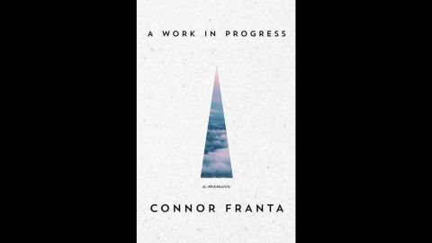 """""""A Work in Progress"""" by Connor Franta, 22, won in the memoir and autobiography category. It's the story of his struggles as a teen in a small Midwestern town and what he learned from his rise to Internet stardom."""
