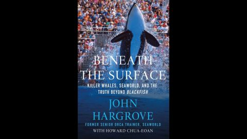 """""""Beneath the Surface: Killer Whales, SeaWorld, and the Truth Beyond Blackfish,"""" by former orca trainer John Hargrove, won best science and technology book. Hargrove is featured in the CNN documentary """"Blackfish."""""""