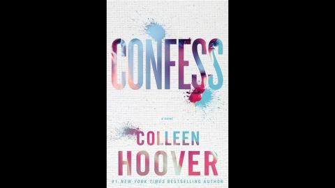 """Popular romance author Colleen Hoover won her category for """"Confess."""""""