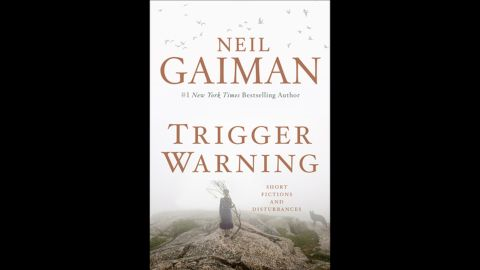 """""""Trigger Warning: Short Fictions and Disturbances"""" by Neil Gaiman took the fantasy award. It's Gaiman's third Goodreads Choice Award win, this time in the fantasy category. It includes a Doctor Who story written for the show's 50th anniversary."""