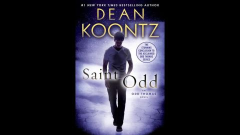 """Dean Koontz scores his first Goodreads Choice Award win in the horror category with """"Saint Odd (Odd Thomas No. 7)."""""""