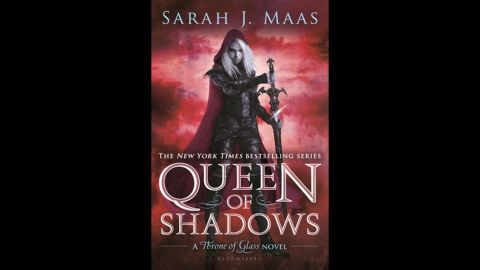 """Young adult fantasy and science fiction was a hotly contested category this year, and """"Queen of Shadows (Throne of Glass #4)"""" by Sarah J. Maas took the home the award."""