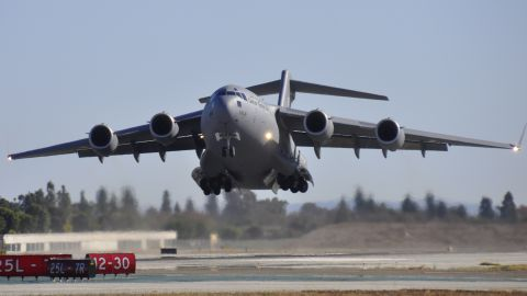 Last March a man admitted trying to steal data for China about Boeing's C-17 military transport.