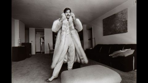 """""""He left me this coat to keep me warm until eternity. I'm sorry to say it's not the same kind of warmth."""" Anonymous, Atlanta, 1987"""