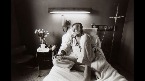 """""""As I go on living with AIDS I want to keep singing and hope that friends will continue to hear me -- even when the song is a sad one."""" J, Atlanta, 1987"""