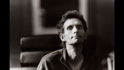 """""""I don't like having AIDS. It's uncomfortable. The only fun I have is when I get to go somewhere with a friend, but that doesn't happen very often."""" Bill Pennington, San Francisco, 1988"""