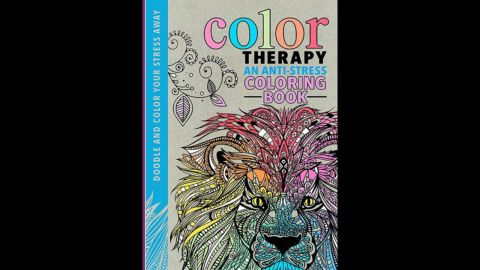 """That New Year's resolution to stress less can be so much easier said than done, but coloring -- yes, the kind with crayons and coloring books -- <a href=""""http://www.cnn.com/2015/04/21/living/feat-adult-coloring-books/"""">might facilitate relaxation</a>. Offer your stress-stricken loved one a coloring book for adults, which range from around $7 to $13, or order a monthly subscription to <a href=""""http://www.doodl.club/"""" target=""""_blank"""" target=""""_blank"""">Doodl.club</a>, which will get them books with wacky designs by artists such as Jim Stoten, for $7 a month."""