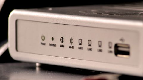 An alleged burglar in Palo Alto, California, wanted a Wi-Fi connection, police said.