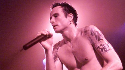 """Scott Weiland, best known as the lead singer of Stone Temple Pilots, <a href=""""http://www.preview.cnn.com/2015/12/04/entertainment/scott-weiland-stone-temple-pilots-death/index.html"""">died Thursday, December 3</a>. His battle with drug addiction often overshadowed his music career. Weiland, here in 2001, was 48."""