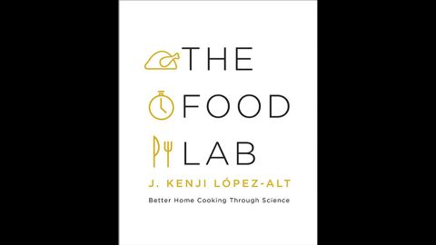 """If you have loved ones who are curious about the reasons behind a good recipe or technique, """"The Food Lab"""" is for them. """"A substantial tome covering hundreds of American favorites, author J. Kenji López-Alt explains in easy-to-undertand language how some simple but new methods can achieve better results than conventional techniques,"""" Wilson said."""
