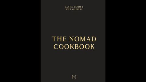 """Your resident foodies probably know world-renowned chef Daniel Humm for his cooking at Eleven Madison Park and the NoMad. They probably have Humm's books with business partner Will Guidara, """"Eleven Madison Park"""" and """"I Love New York."""" That's why it's time for """"The Nomad Cookbook."""" """"Innovative food and drinks come together for one stylish and formidable gift,"""" Wilson said."""