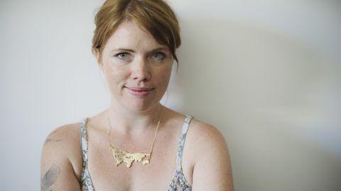 Australian columnist Clementine Ford was targeted by online trolls.