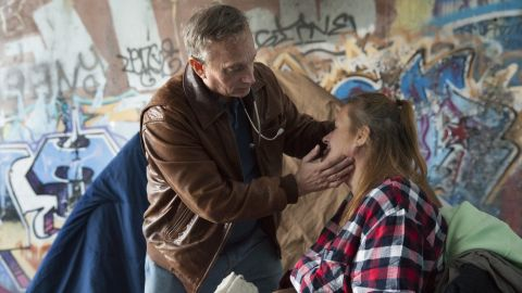 For 23 years, Dr. Jim Withers has been doing street rounds in Pittsburgh, Pennsylvania, bringing medical care to the homeless.