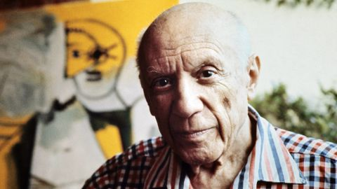 """Pablo Picasso was 68 when he fathered Paloma in 1949 with Françoise Gilot.  Picasso famously said: """"Every child is an artist. The problem is how to remain an artist once we grow up."""""""