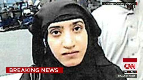 This image of Tashfeen Malik has had a negative impact, Muslim women say.