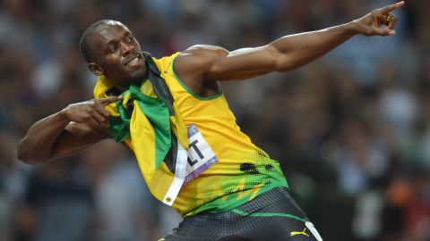 """He's the face of the Games and already has six gold medals -- so could Usain Bolt do the """"Triple-Triple"""" in Rio? Few would bet against the most successful sprint star in Olympic history as he goes in the 100 meters, 200m, and 4x100m relay. He is also aiming to become the first man to win three successive 100m Olympic titles."""