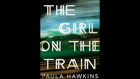 """""""The Girl on the Train"""" by Paula Hawkins tops Amazon's list of best-selling books of 2015. Hawkins' debut thriller was also the best-selling Kindle book and the most """"wished-for"""" book on the site. Click through the gallery to see the rest of Amazon's top 10 best-sellers."""